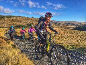 MTB Adventures in Wales
